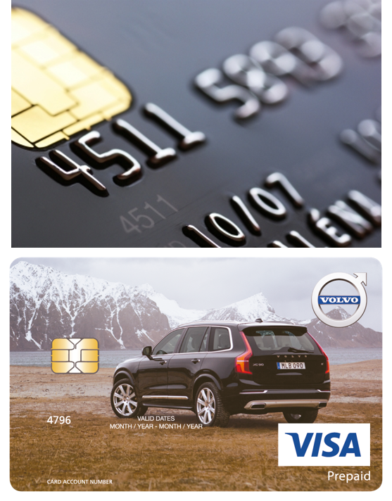EMV card manufacturing